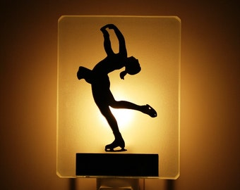 Nightlight,patinage artistique night light figure skating