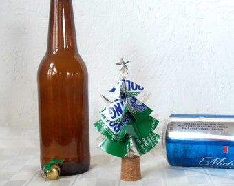 Beer Can Christmas Tree #114