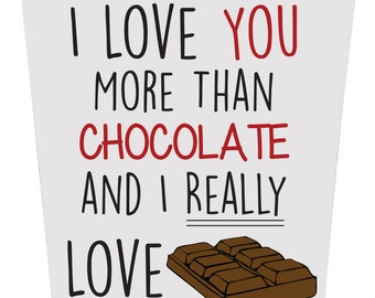 Wallpaper Love You More : I Love You More Than chocolate Images Wallpaper sportstle