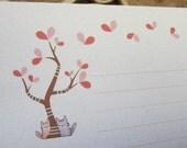 letter paper / Love Tree