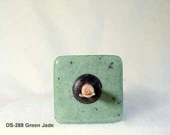 Drop Spindle - DS-288 Green Jade