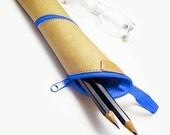 Pen Friend : pencil case / eyeglasses case