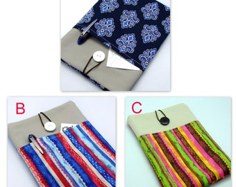 READY to ship - BIG Sale - Kindle case, Kindle touch cover padded (GP-2)