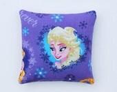 Organic lavender and flax seed Sunny Sack - aka boo boo bag - Frozen - Elsa - Disney Princess