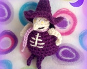 Oct. 31 ~ Hag Grunty Mini Plushie! ~ 31 Nights of Halloween by MW