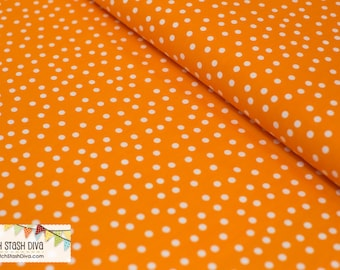 Orange Remix Dots From Robert Kaufman