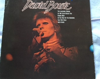David Bowie compilation done when he was davey jones
