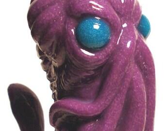 Custom Two-Colour Mythos Art Dildo - Mature