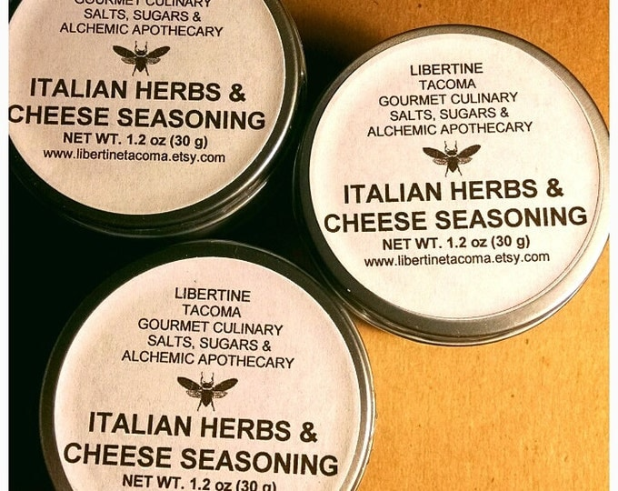 Italian Herbs & Cheese Seasoning