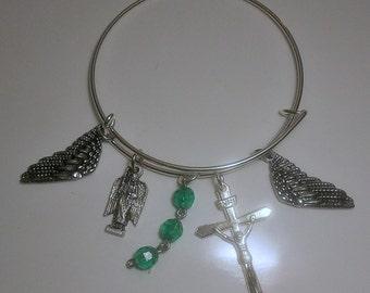 Archangel Michael Charm Bracelet