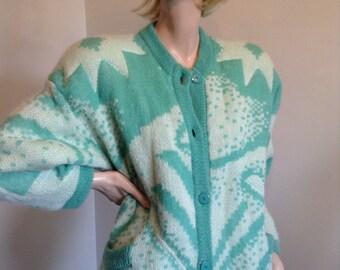 80s Escada Sweater/Jacket
