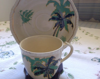 Rigdgway Shelton England Cup and Saucer