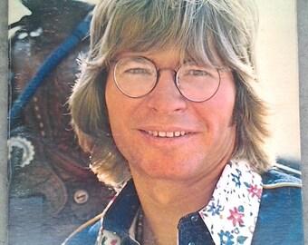 """John Denver's 1975 RCA """"Windsong"""" Album"""