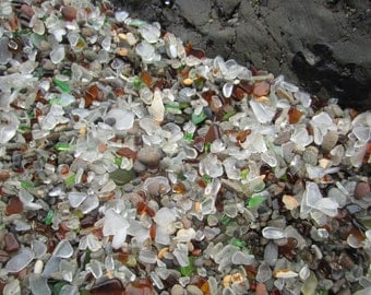Sea Glass Beach Glass macro nature photography digital download natural sea glass natures jewelry box