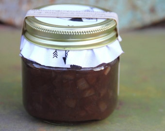 Homemade Fig Balsamic and Onion Jam - 8oz