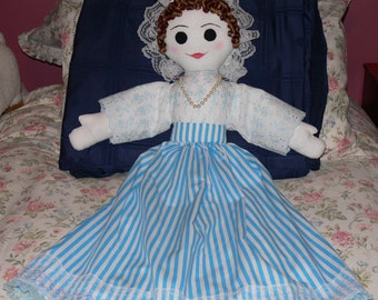 Doll Nightdress/Pyjama Case Pattern