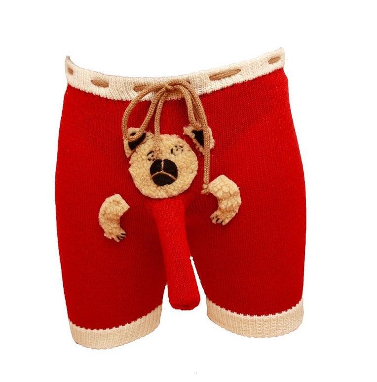 FUNNY MENS BOXERS mens briefs lingerie for men boxers for
