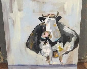 Hubert the cow