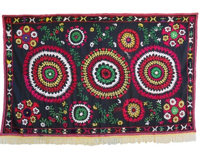 Handmade Vintage Suzani NL3024