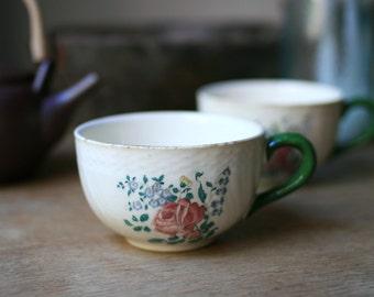 Antique Villeroy & Boch Tea Coffee Cup