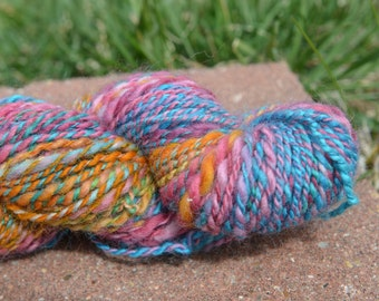 Handspun Yarn 144 Yards 1.9 ounces