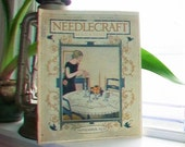 1925 Needlecraft Magazine of Home Arts November Issue Vintage 1920s Sewing