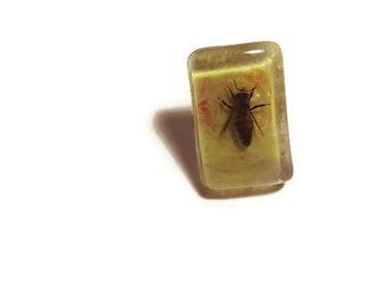 Funky Honeybee Ring
