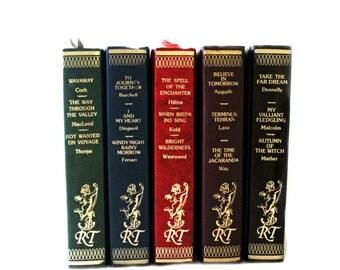 vintage Romance Treasury 5 volumes