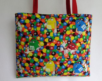 Totie Bag: M&Ms