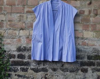 1940s/ 50s style cotton blouse