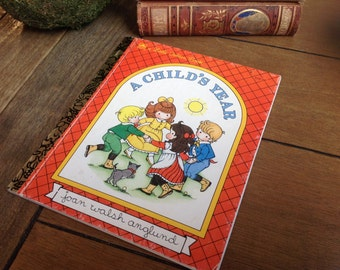 Little Golden Book A Child's Year by Joan Walsh Anglund