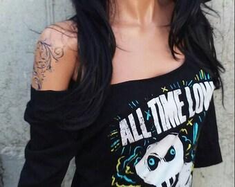 All Time Low Shredded Band Shirt Longsleeve