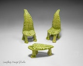 Fern Chair and table Set