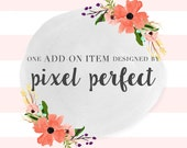 Add On Item by Pixel Perfect