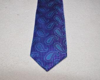 Authentic Robert Talbott Silk Tie