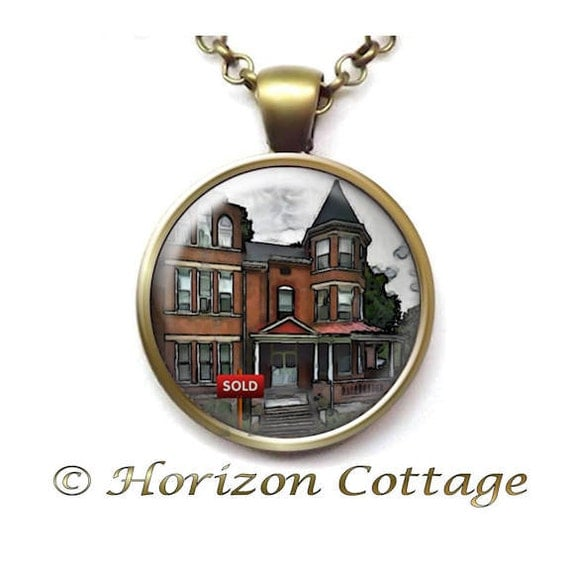 us jewelry house realtor jewelry realtor necklace realtor sold pendant house 4307