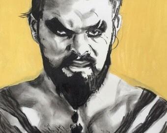 ORIGINAL Khal Drogo