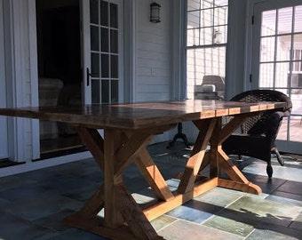 Farm table- Reclaimed wood