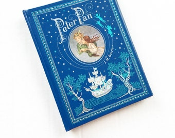 Kindle Cover or Nook Cover- Ereader Case made from a Book- Peter Pan