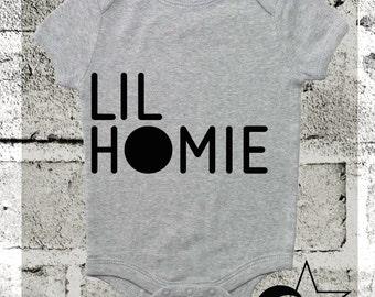 lil homie baby onesie