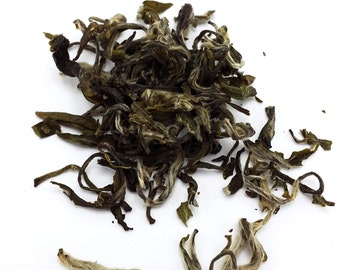 Bai Mou Hou White Monkey Green Tea - Loose Leaf Tea - Green Tea - Baimo Hou - Chinese Green Tea - Premium Tea - Unflavored Loose Leaf Tea