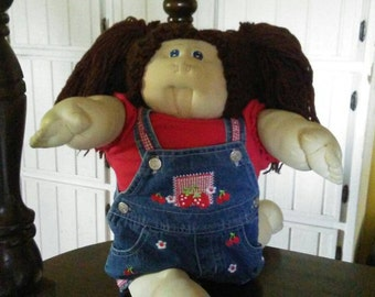 Awesome 1979 Xavier Roberts soft sculpture doll