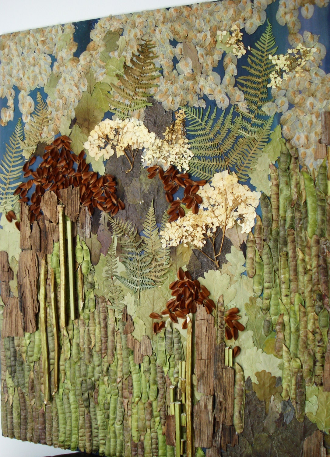Can You Paint Dried Flowers