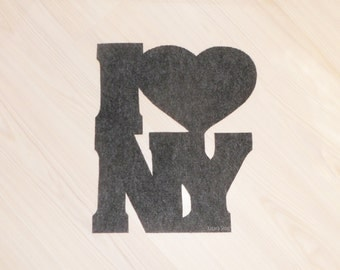 I love NY home decor. New York floor mat. Welcome doormat. Home decor