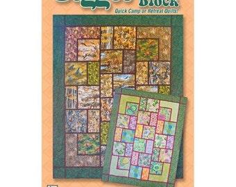Instant Download PDF The Bigger Block Quilt Pattern