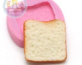 White Bread Toast Caobchon 20mm Bakery Flexible Mould 450m BEST QUALITY