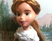The Winter Wonderland Doll, Drollerie Doll, bratz repaint + makeunder