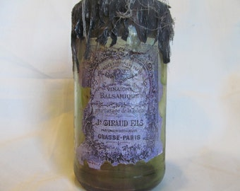 Halloween Potion Bottle/Jar Balsamique