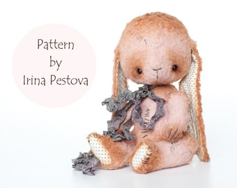 Instant download Bunny Pattern