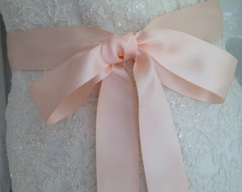 NEW-LOW PRICE-Wedding Sash-Wedding Belt-Bridal Belt-Bridal Sash-cummerbunds-Satin sash-Satin belt-belt-Blush-Pink-Ivory Sash-White Sash-Navy
